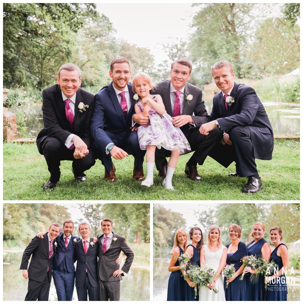 Deans Court wedding photographer Wimborne-57
