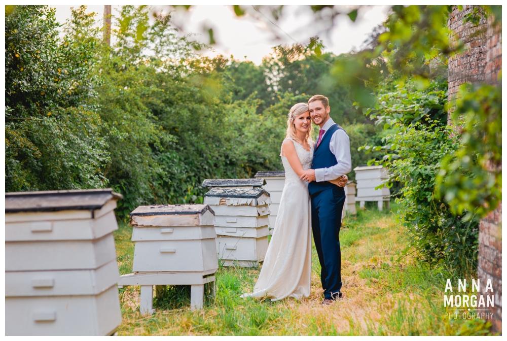 Deans Court wedding photographer Wimborne-78