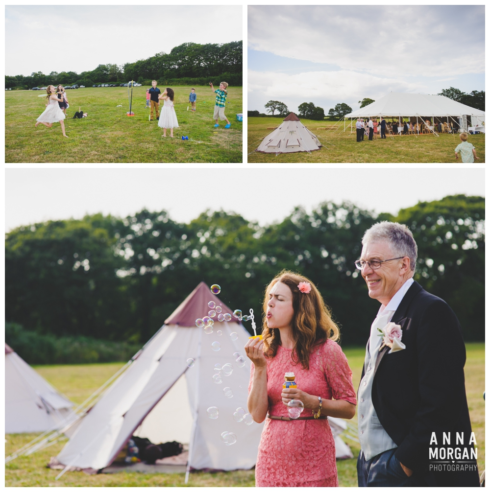 Sway wedding New Forest Anna Morgan Photography-125