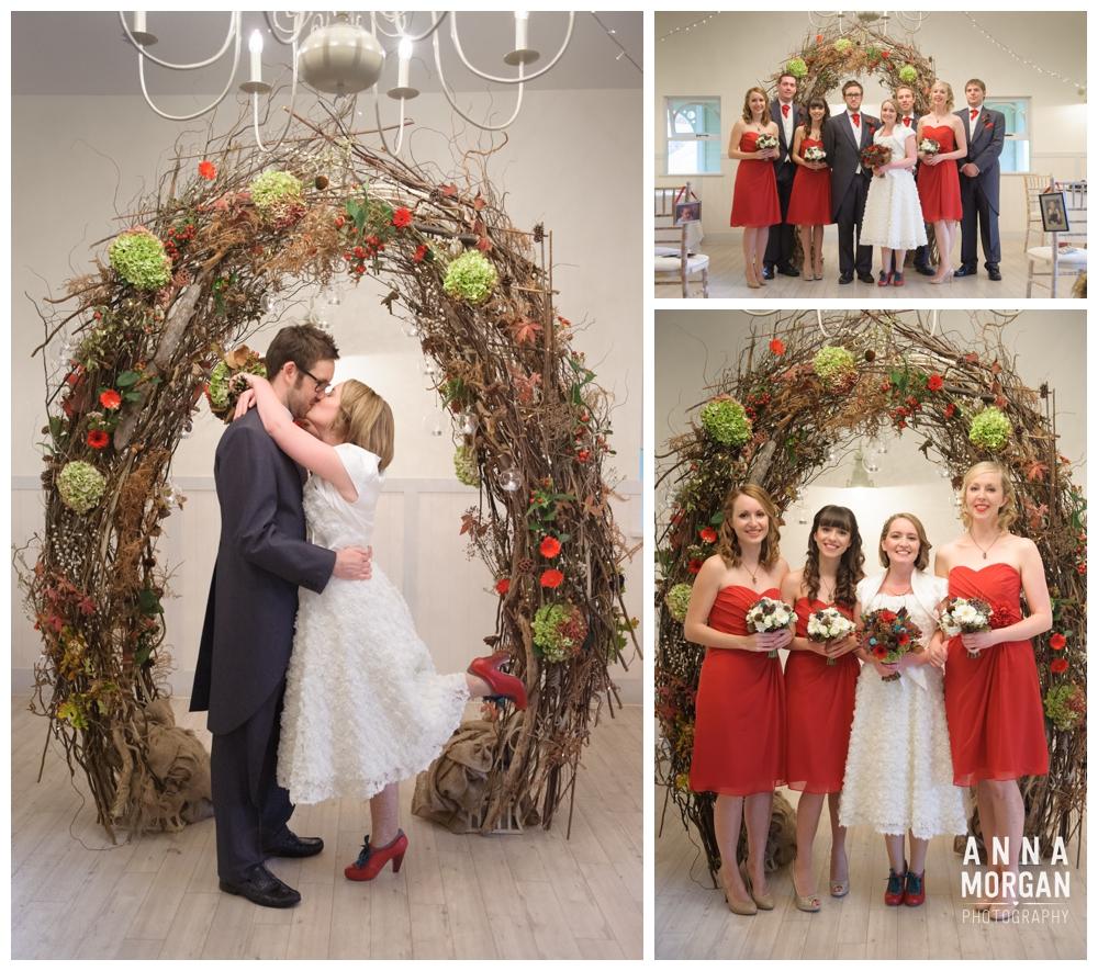The Kings Christchurch Wedding photography Anna Morgan-83