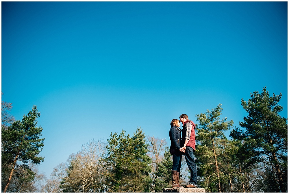 Wimborne Dorset Pre Wedding Shoot_0020