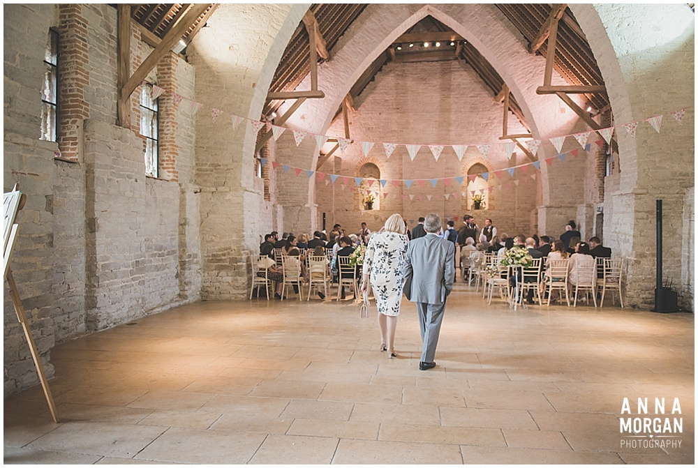 Gemma Amp Jack S Wedding At The Tithe Barn Petersfield