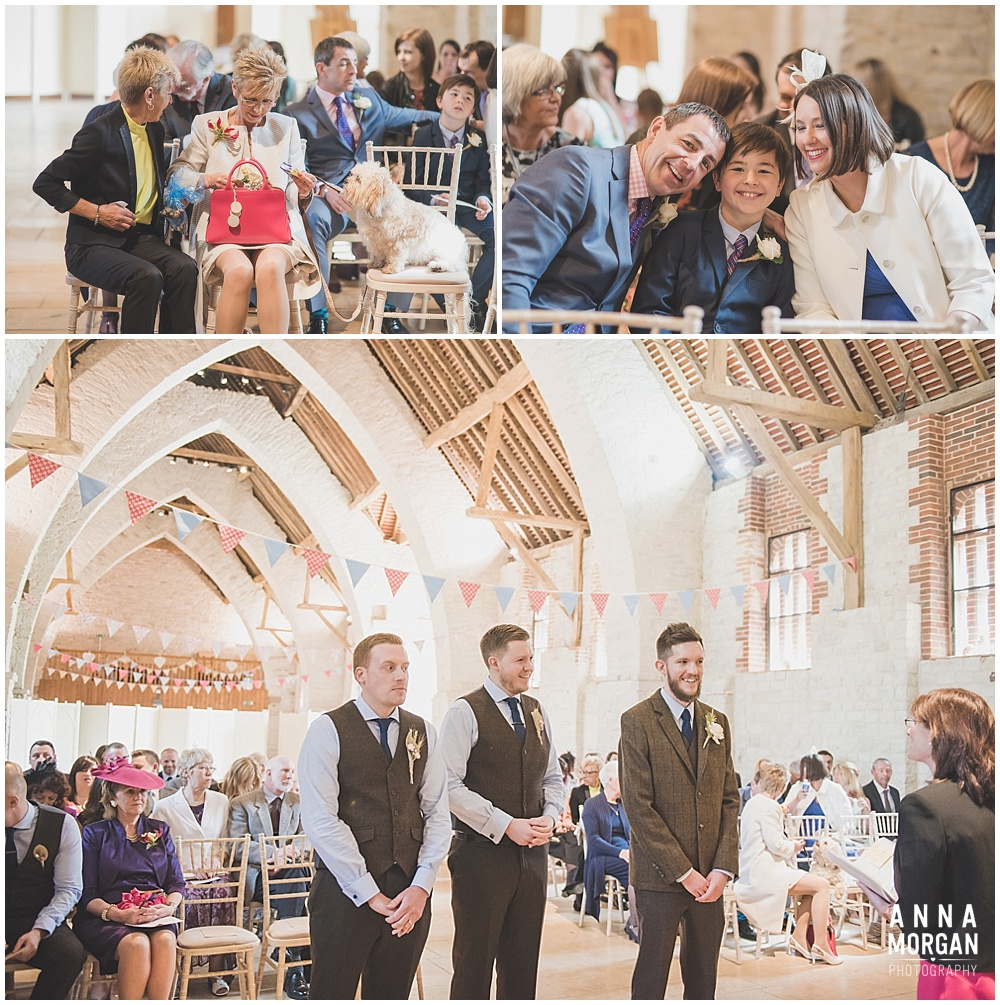 Tithe Barn Petersfield Hampshire Wedding_017