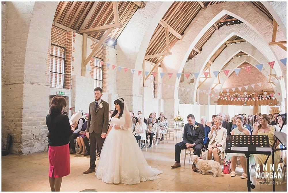 Tithe Barn Petersfield Hampshire Wedding_019