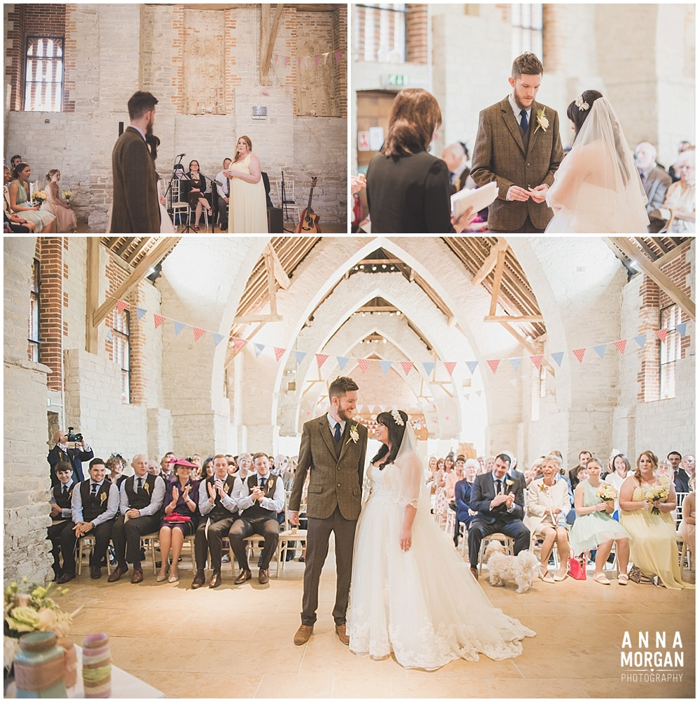 Tithe Barn Petersfield Hampshire Wedding_021