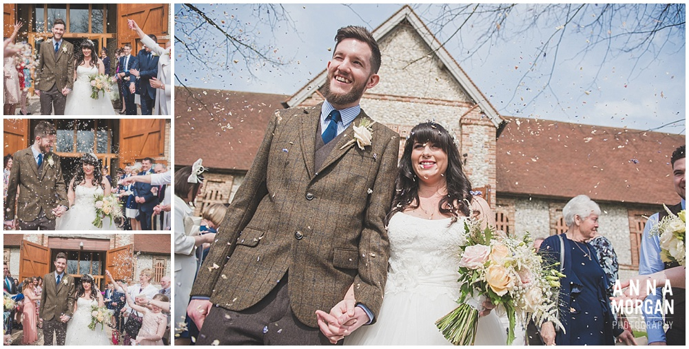 Tithe Barn Petersfield Hampshire Wedding_025