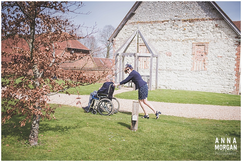 Tithe Barn Petersfield Hampshire Wedding_034