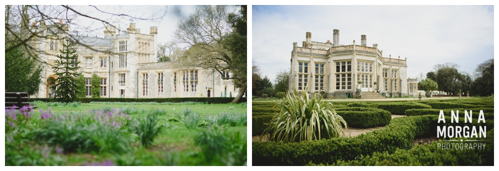 The Kings Christchurch Wedding Dorset-1