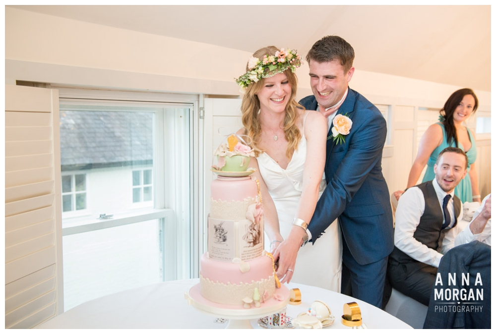 The Kings Christchurch Wedding Dorset-119