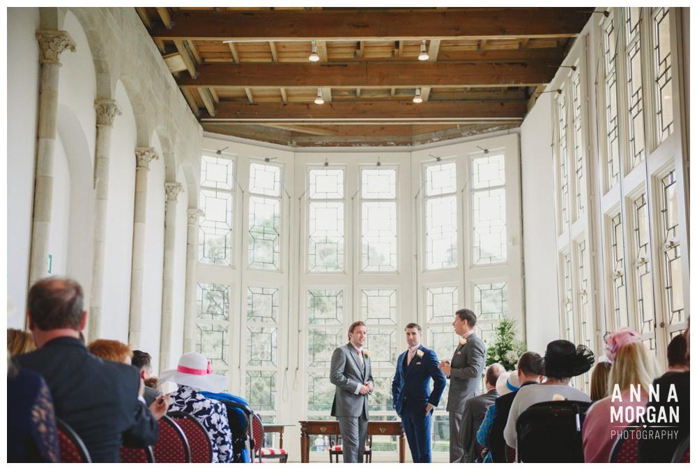 The Kings Christchurch Wedding Dorset-27