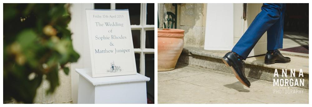 The Kings Christchurch Wedding Dorset-3