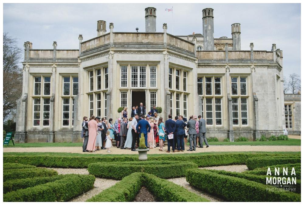 The Kings Christchurch Wedding Dorset-54