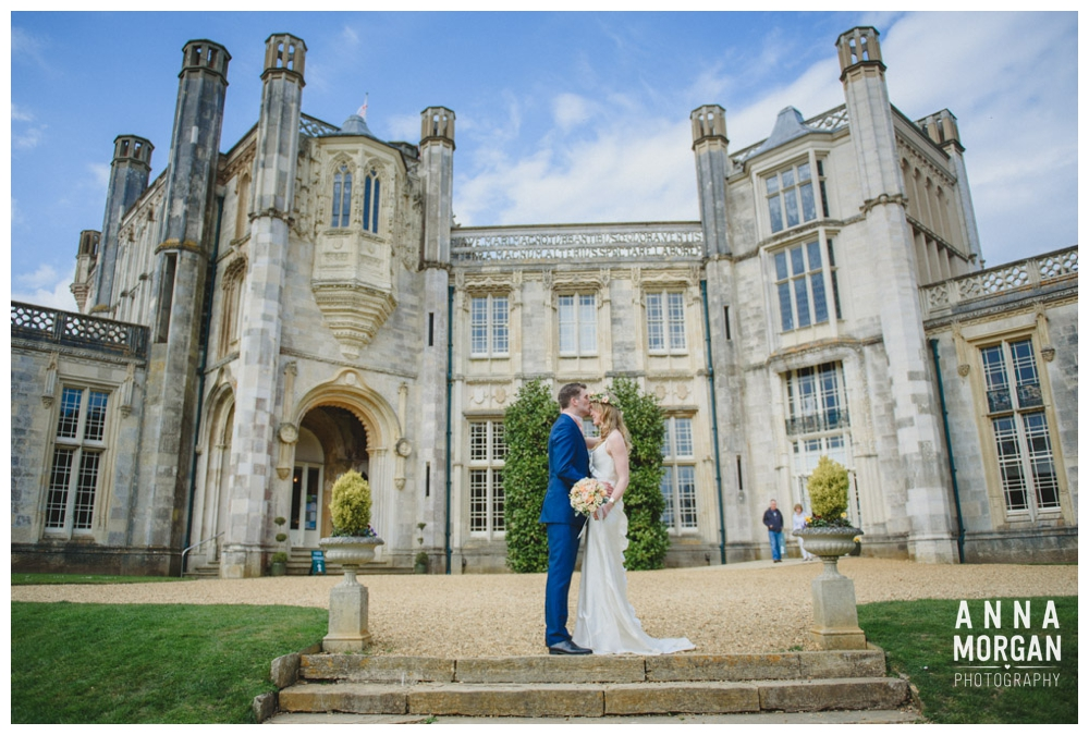 The Kings Christchurch Wedding Dorset-59