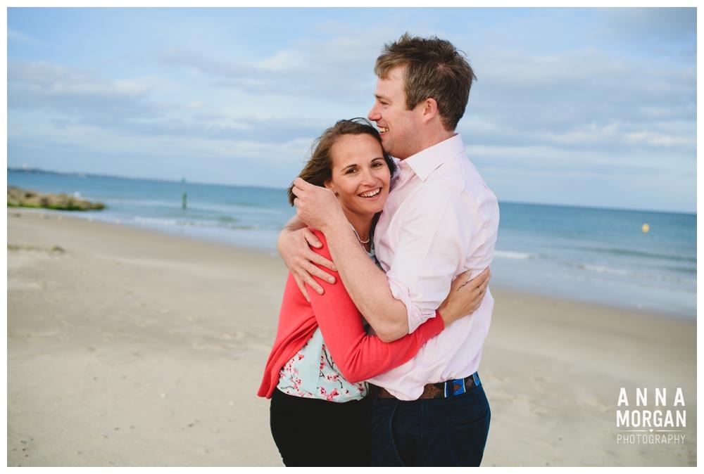 Sandbanks beach pre wedding Debbie & George-20