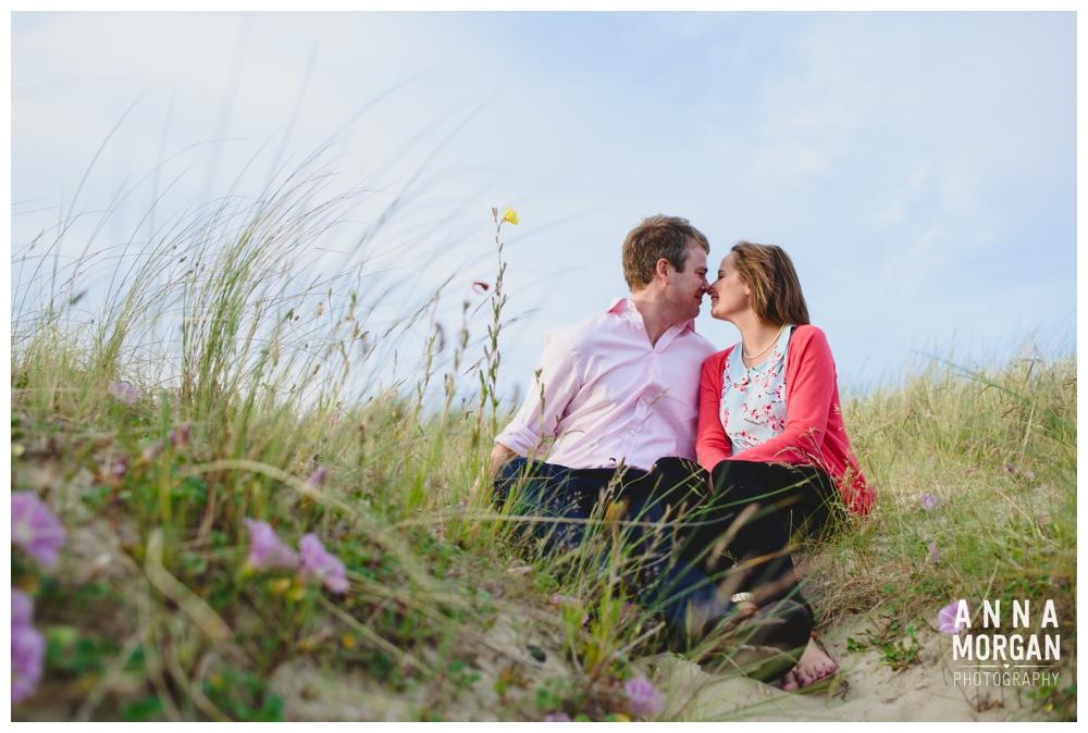 Sandbanks beach pre wedding Debbie & George-22