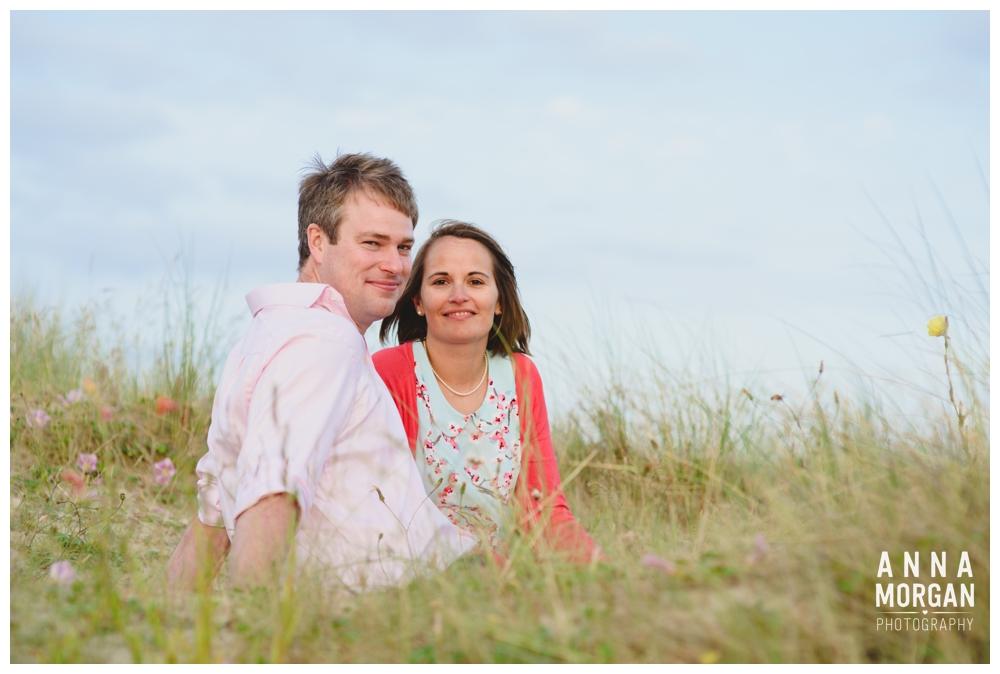 Sandbanks beach pre wedding Debbie & George-25