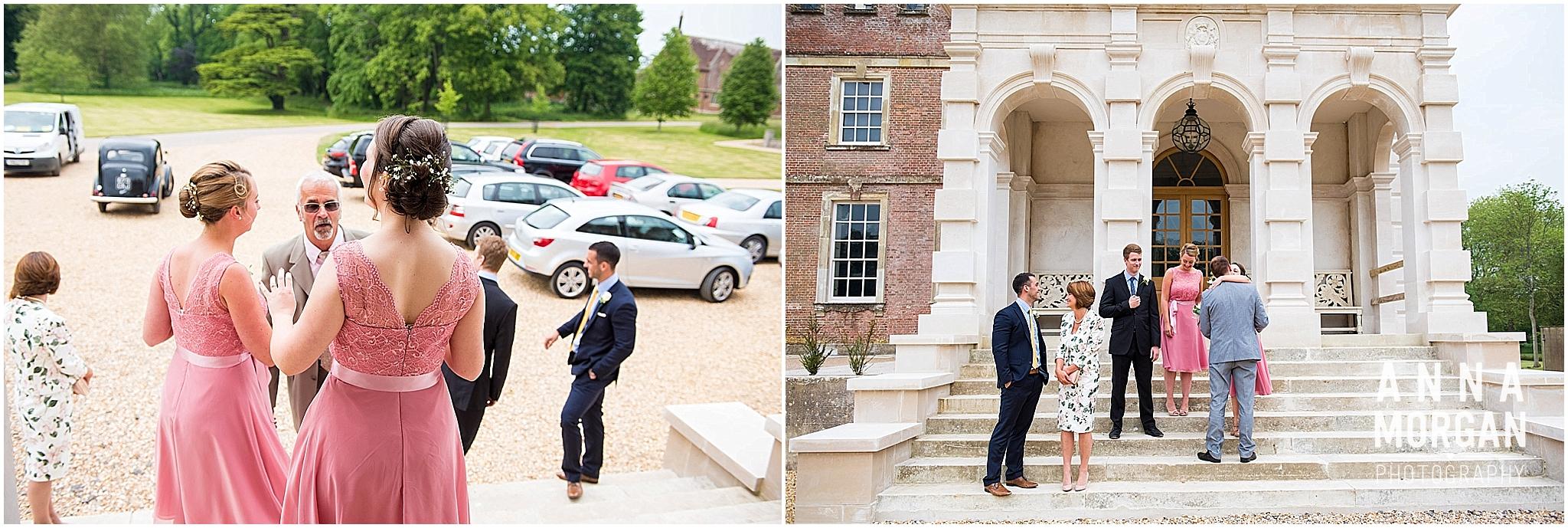 Alex & Dylan Wimborne St Giles Wedding Dorset-45