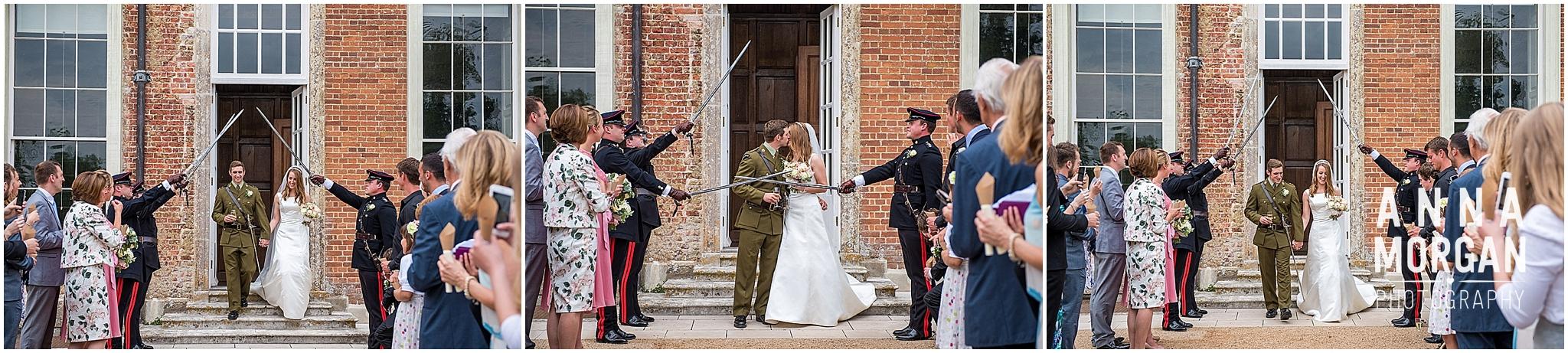Alex & Dylan Wimborne St Giles Wedding Dorset-96