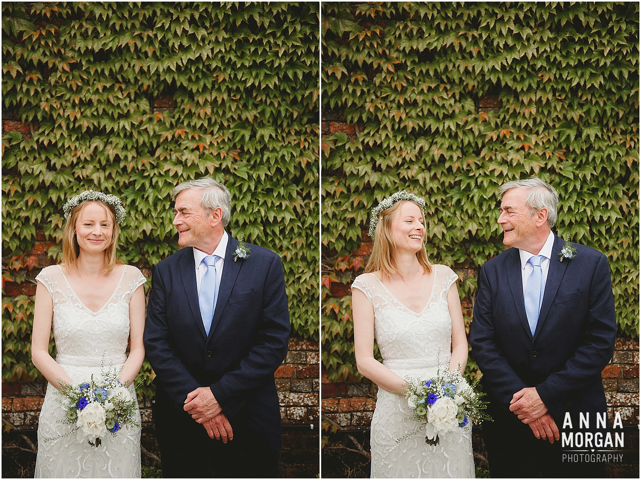 Amy & Marc Three Tunns Wedding Bransgore Dorset-21