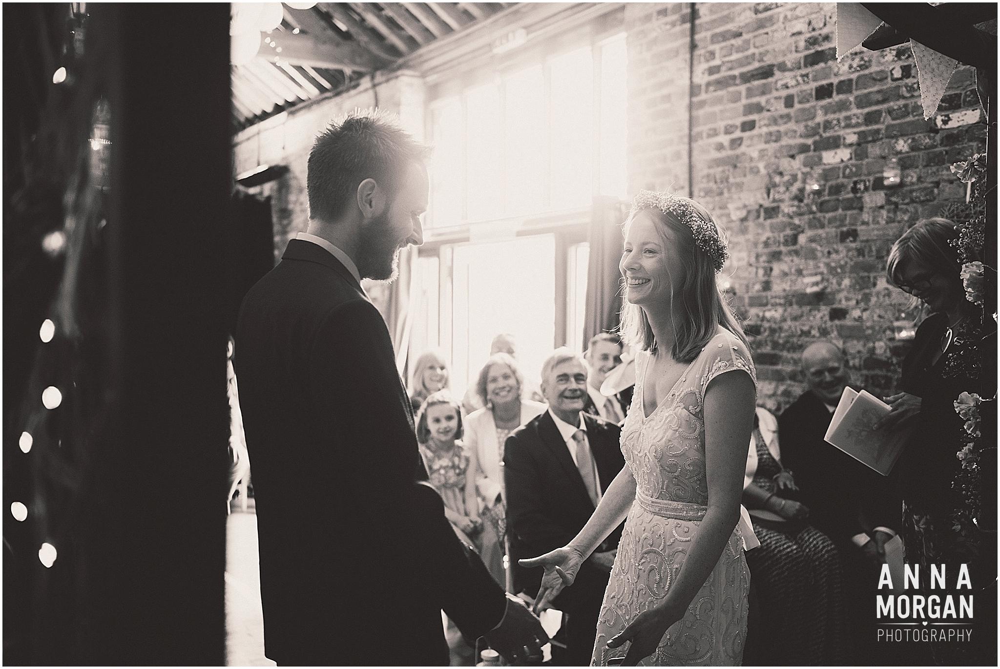 Amy & Marc Three Tunns Wedding Bransgore Dorset-28