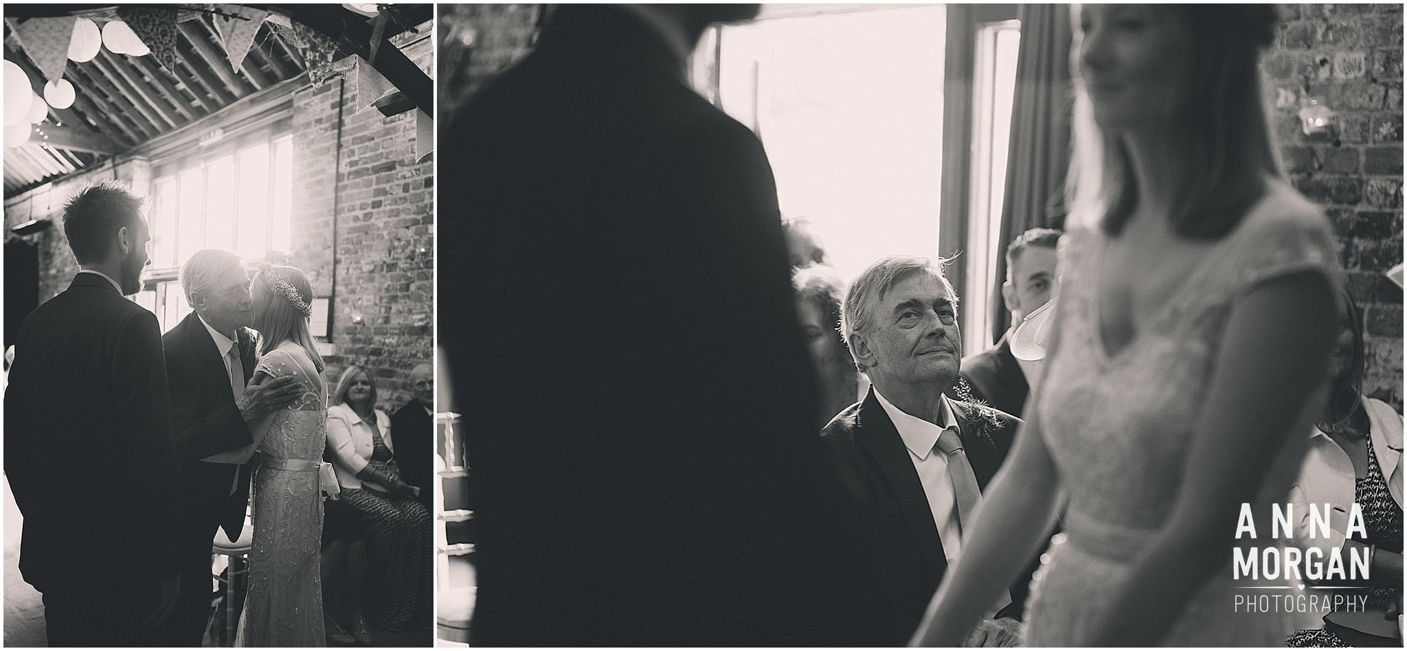 Amy & Marc Three Tunns Wedding Bransgore Dorset-30