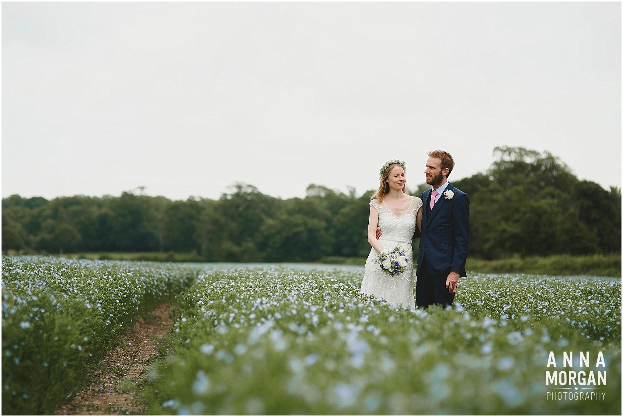Amy & Marc Three Tunns Wedding Bransgore Dorset-57