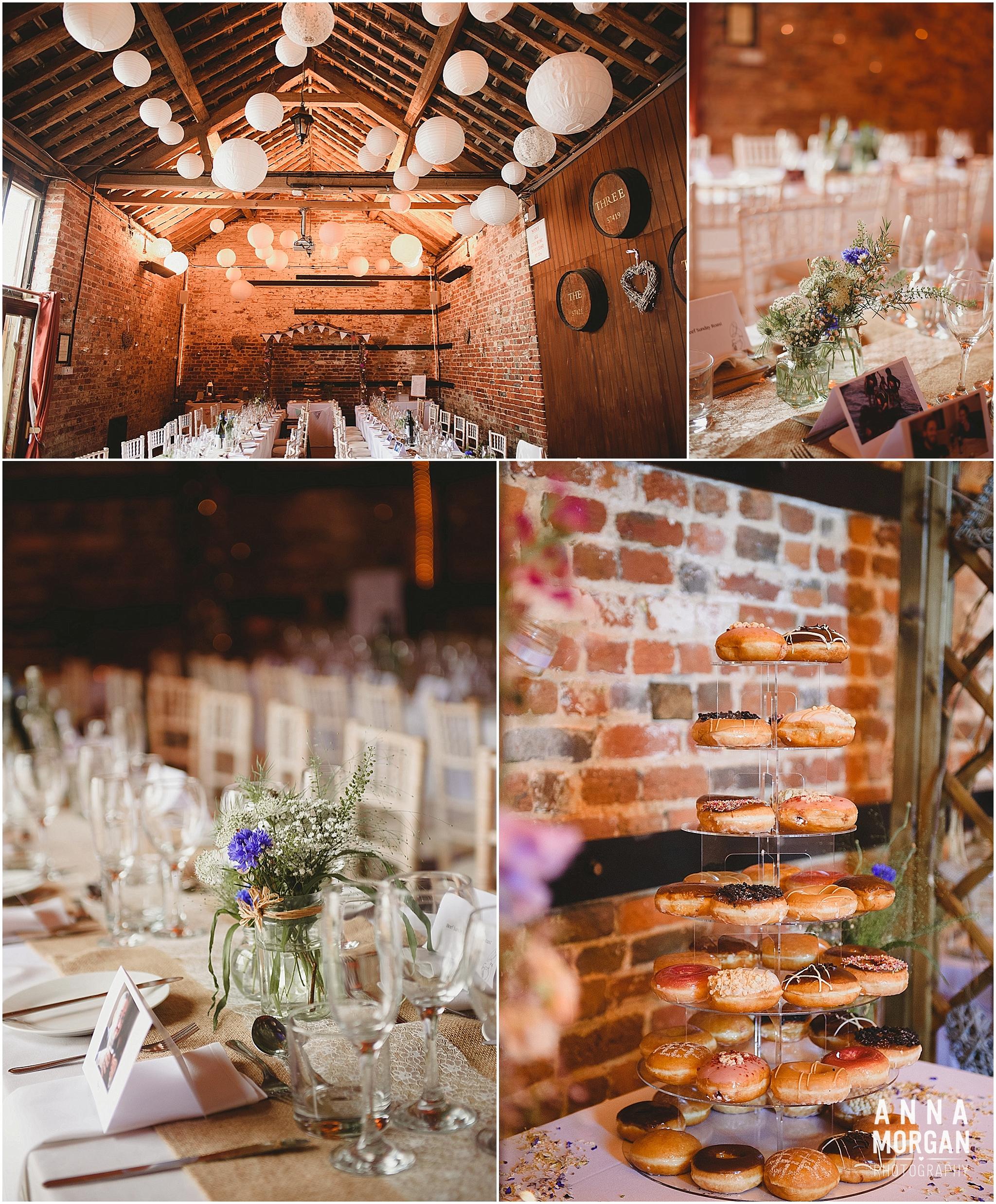 Amy & Marc Three Tunns Wedding Bransgore Dorset-73