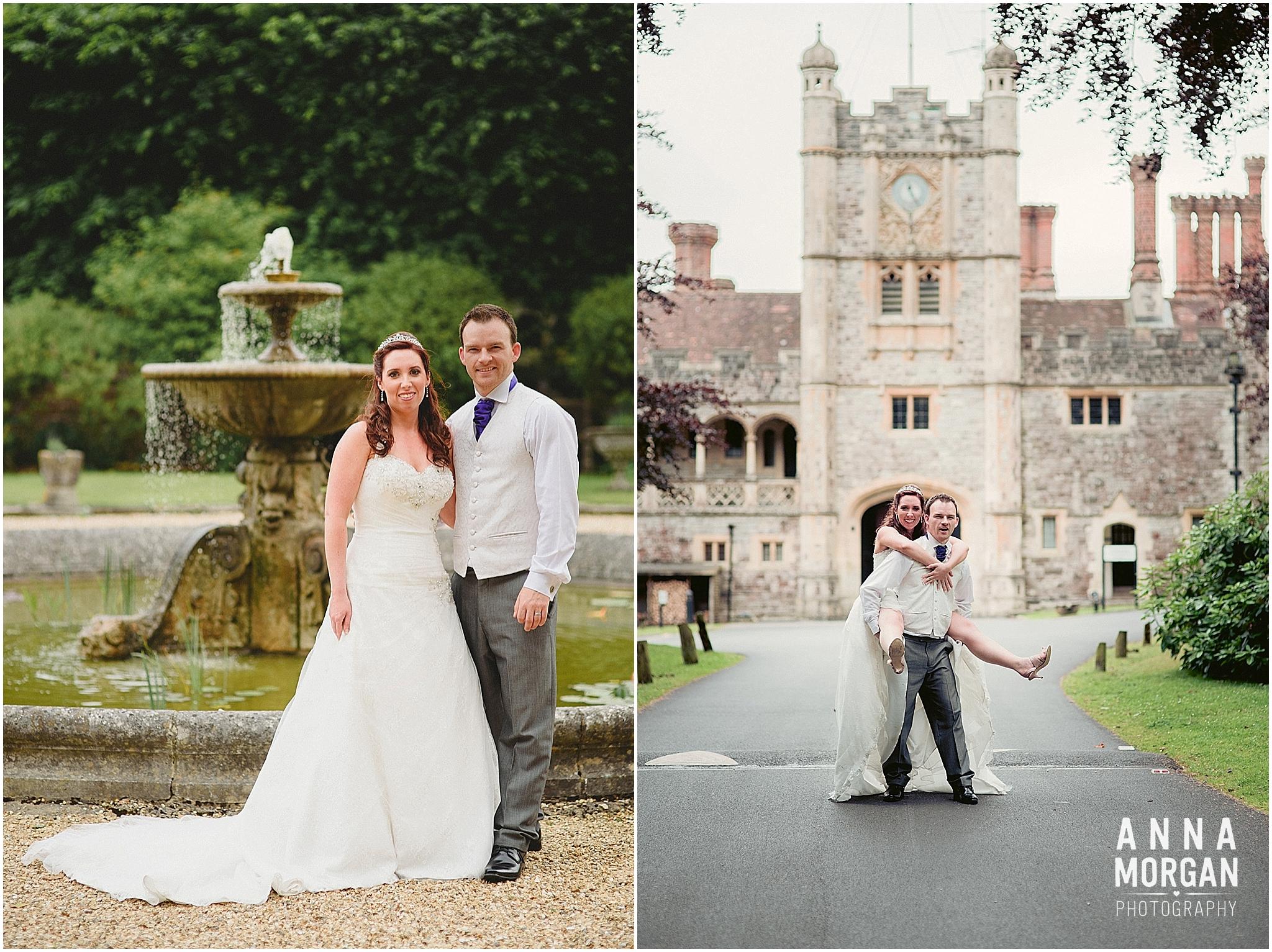 Frankie & Andy Rhinefield House Wedding-138
