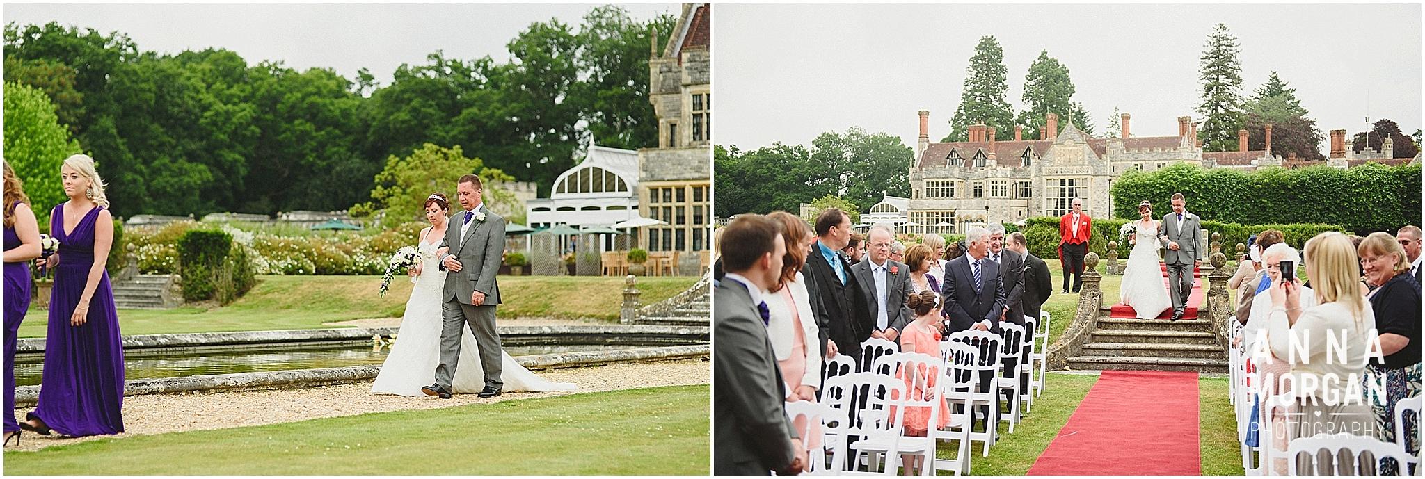 Frankie & Andy Rhinefield House Wedding-45