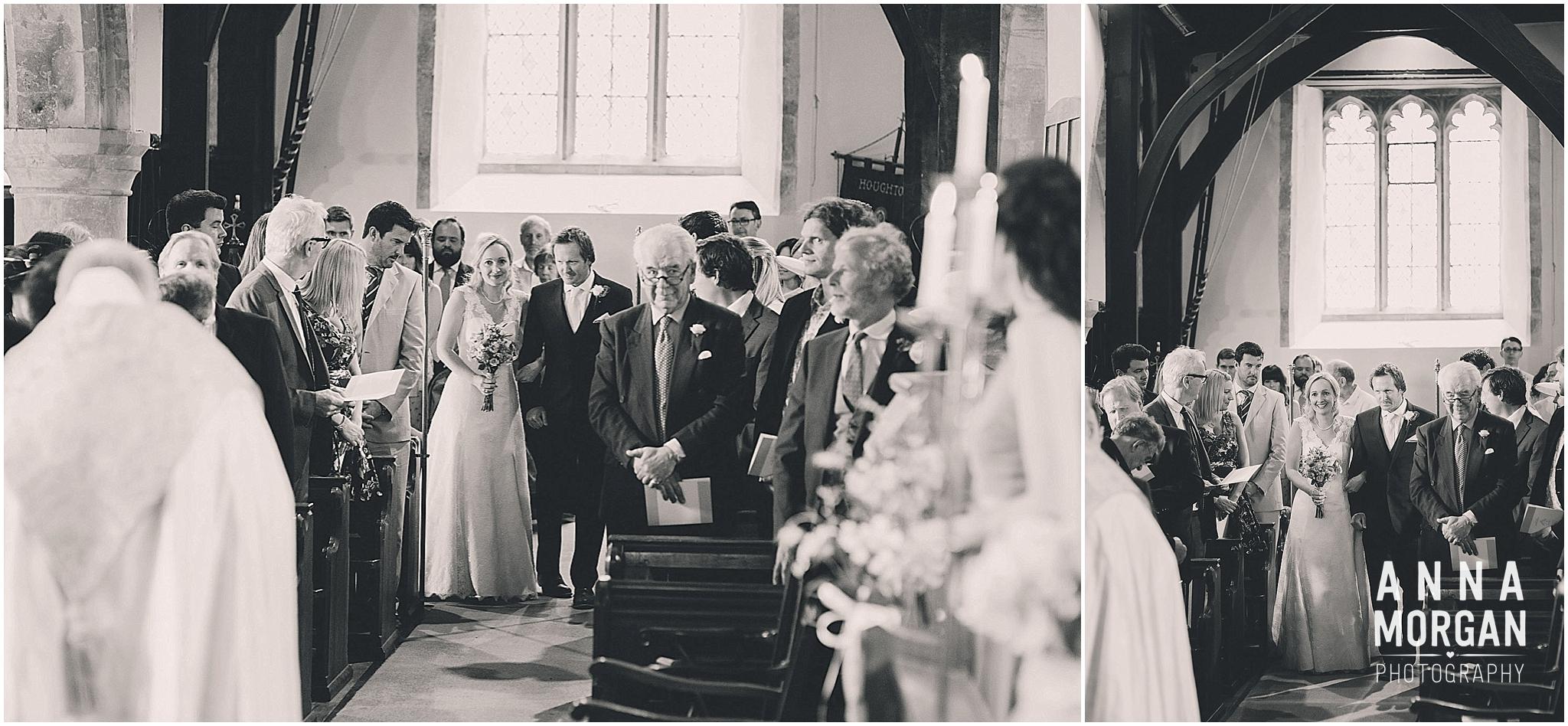 Horsebridge Station Wedding Becky & Freddie Anna Morgan Photography-10