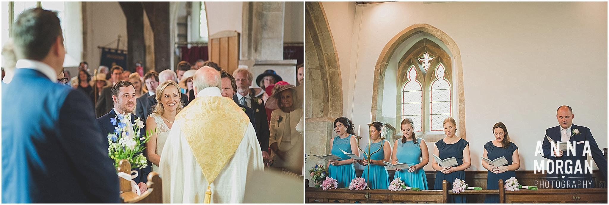 Horsebridge Station Wedding Becky & Freddie Anna Morgan Photography-12