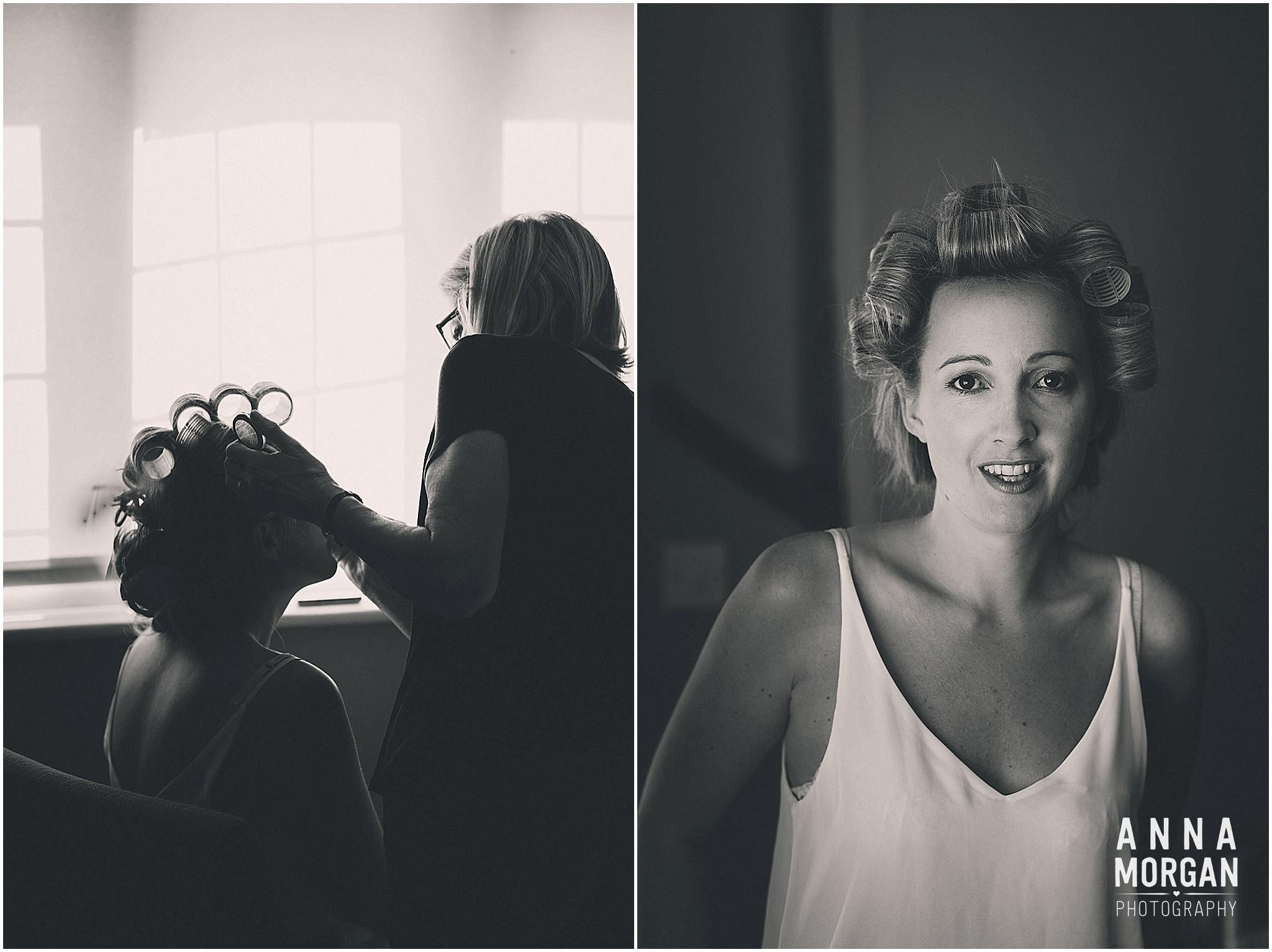 Horsebridge Station Wedding Becky & Freddie Anna Morgan Photography-2