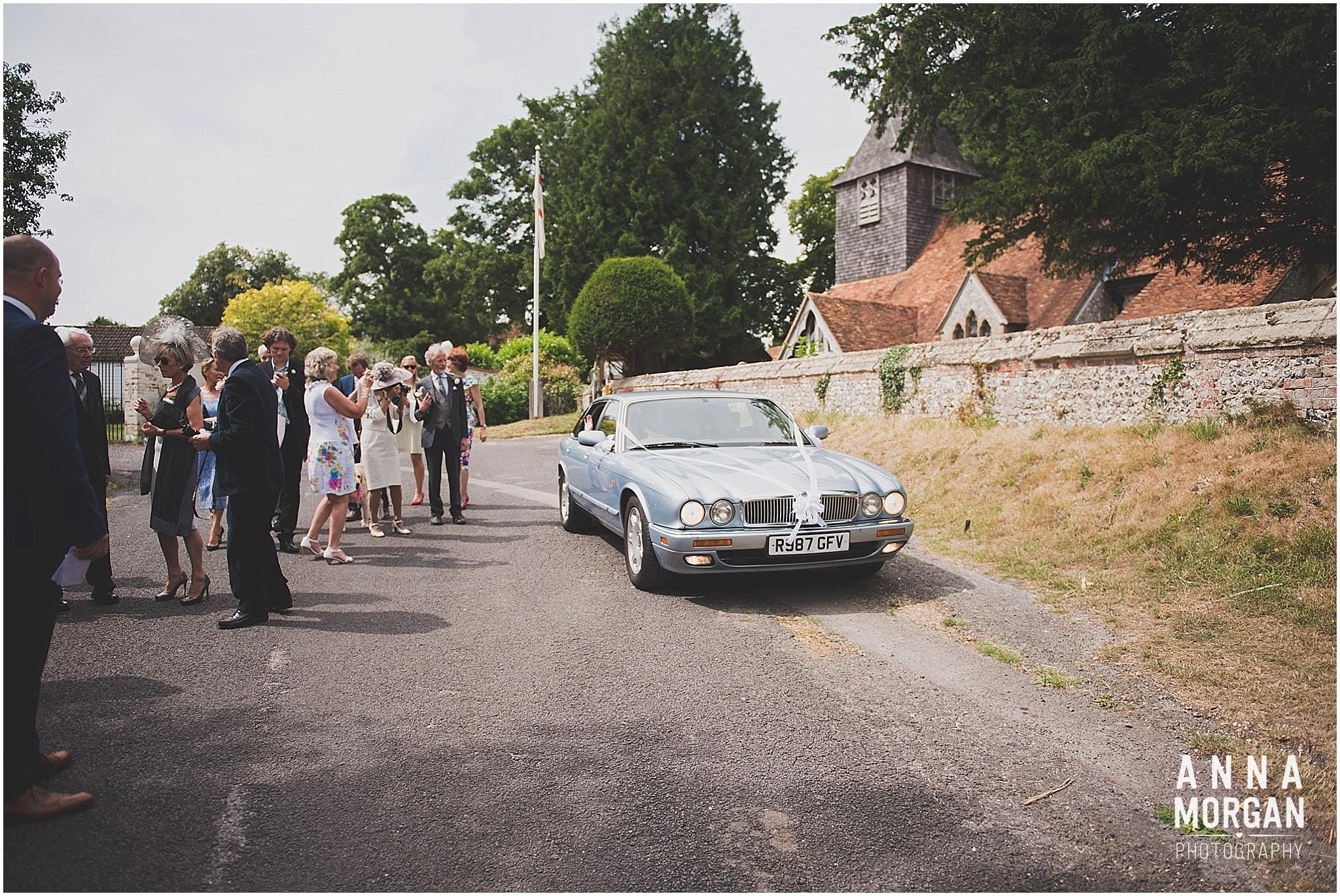 Horsebridge Station Wedding Becky & Freddie Anna Morgan Photography-23