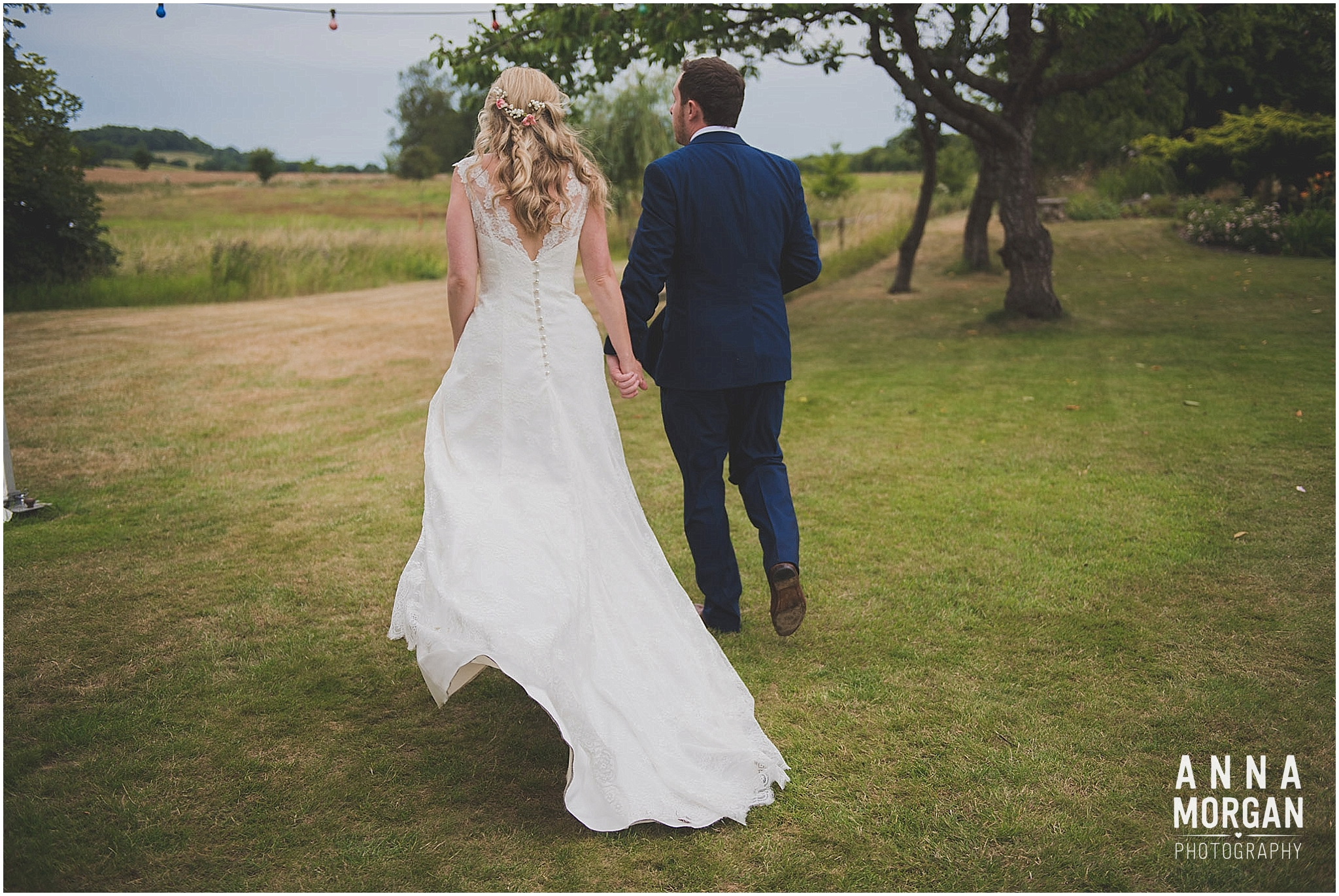 Horsebridge Station Wedding Becky & Freddie Anna Morgan Photography-40