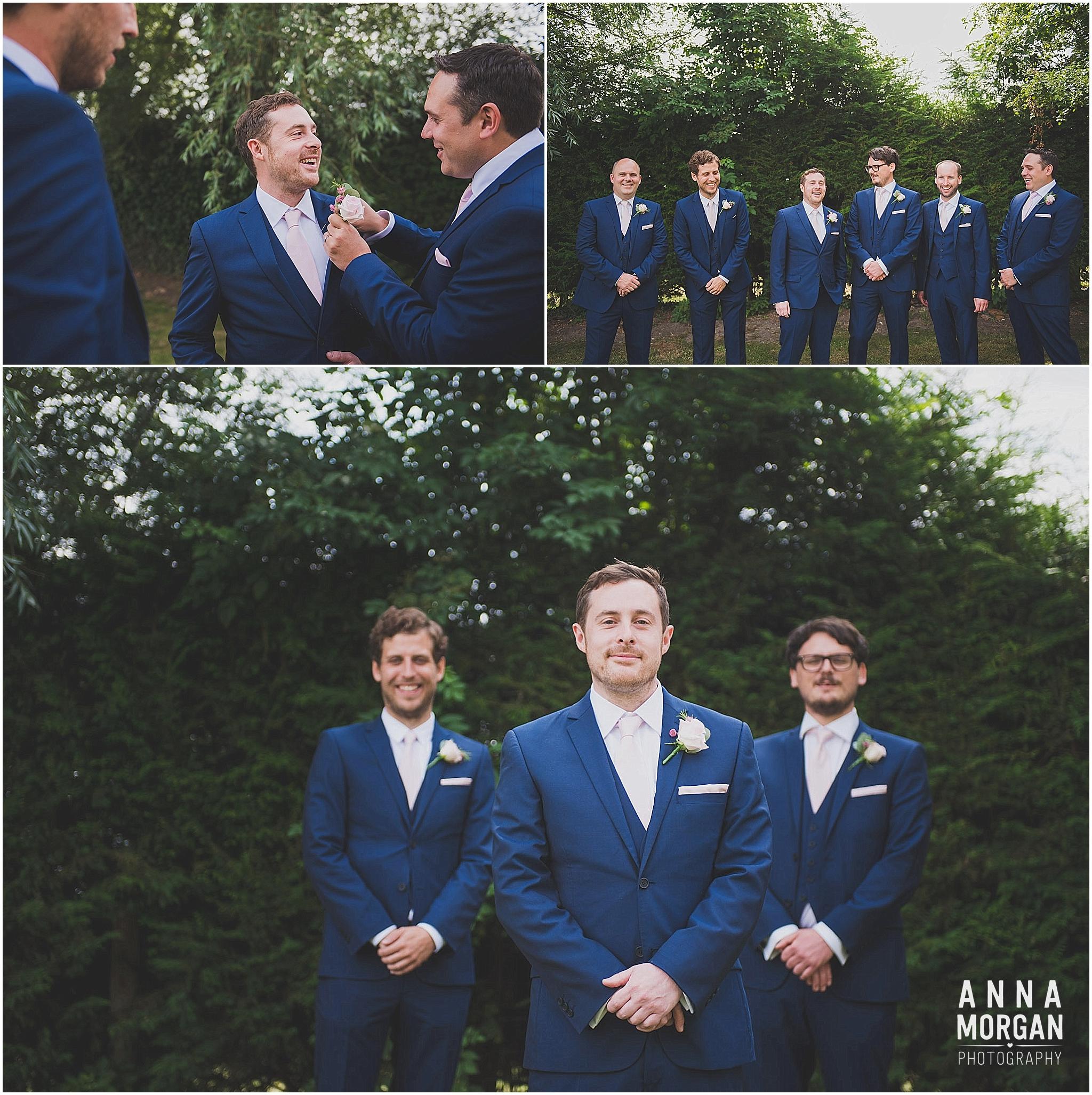 Horsebridge Station Wedding Becky & Freddie Anna Morgan Photography-5