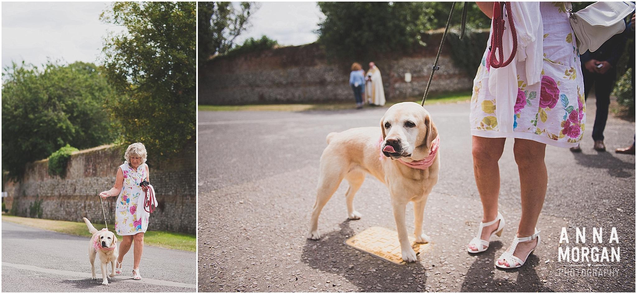 Horsebridge Station Wedding Becky & Freddie Anna Morgan Photography-8