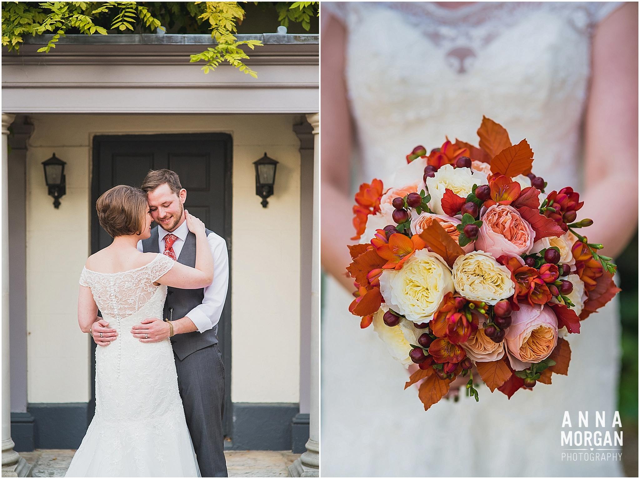 Kate & Ben St Michaels Church & The Lord Bute wedding dorset