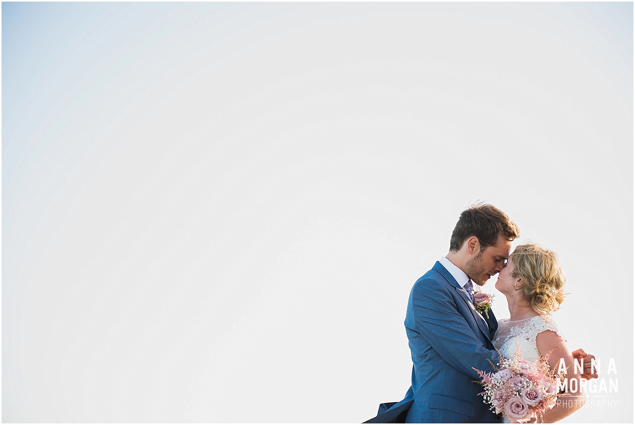 Beach Wedding Bournemouth Wedding Photographer Jess & Louis -107
