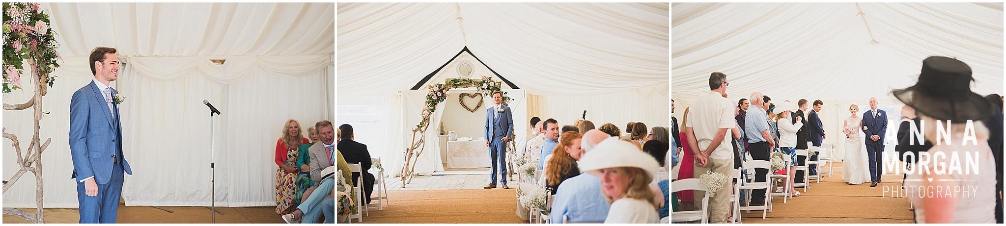 Beach Wedding Bournemouth Wedding Photographer Jess & Louis -33
