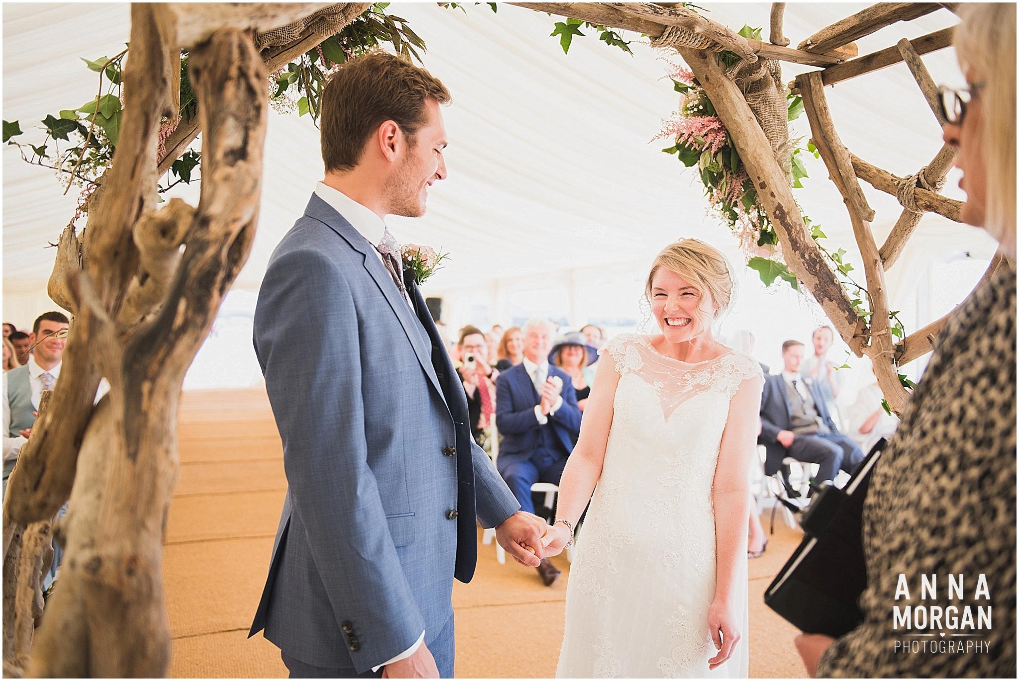 Beach Wedding Bournemouth Wedding Photographer Jess & Louis -48