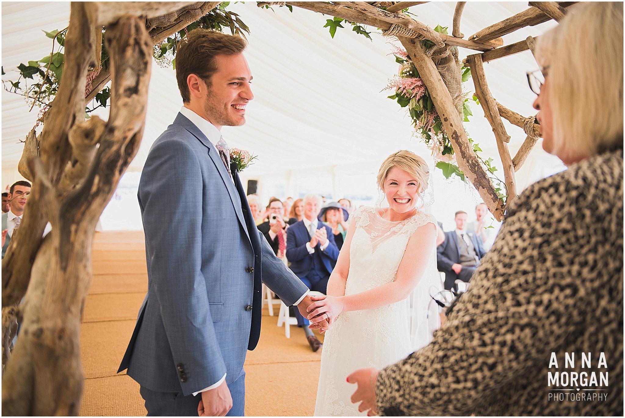 Beach Wedding Bournemouth Wedding Photographer Jess & Louis -49