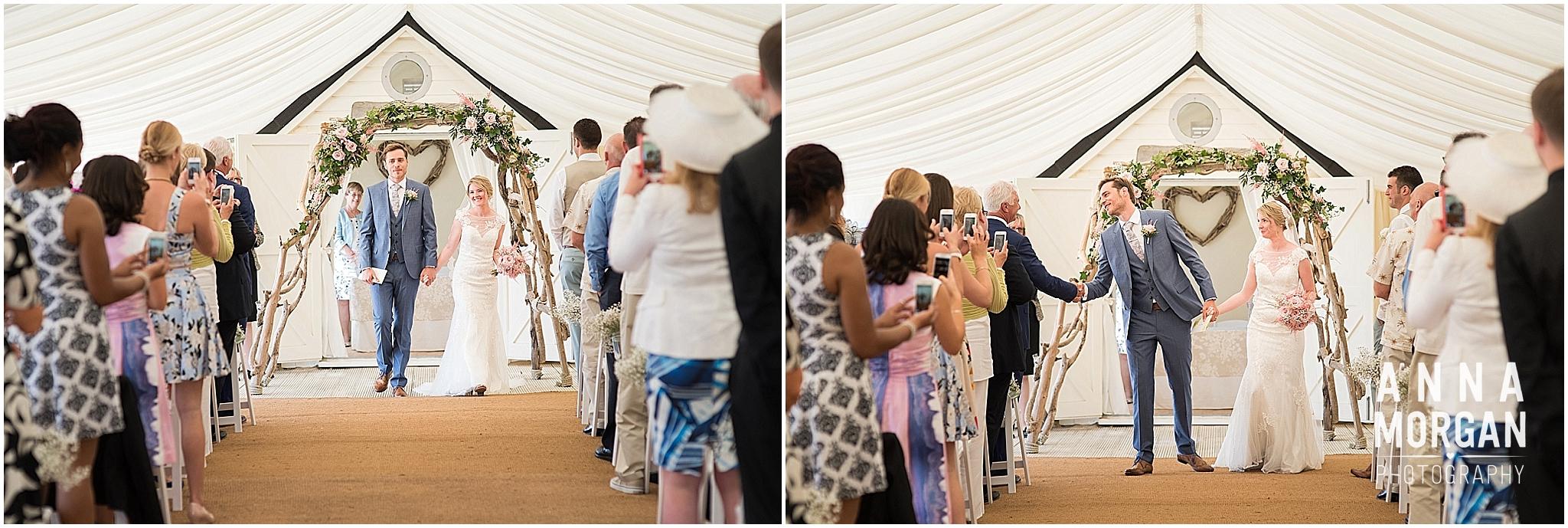 Beach Wedding Bournemouth Wedding Photographer Jess & Louis -52