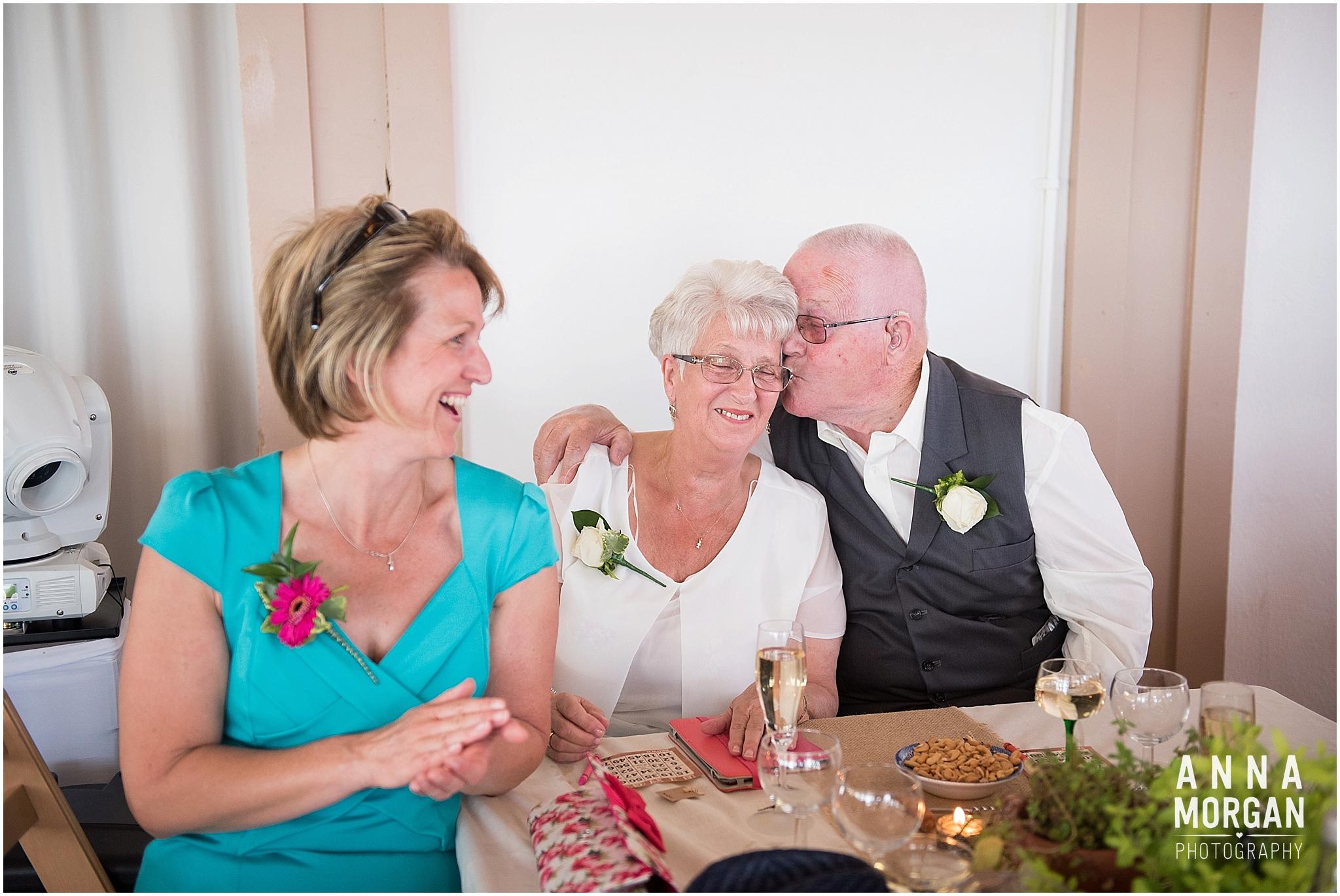Katie & Hugh Branksome Chine beach wedding Dorset-102