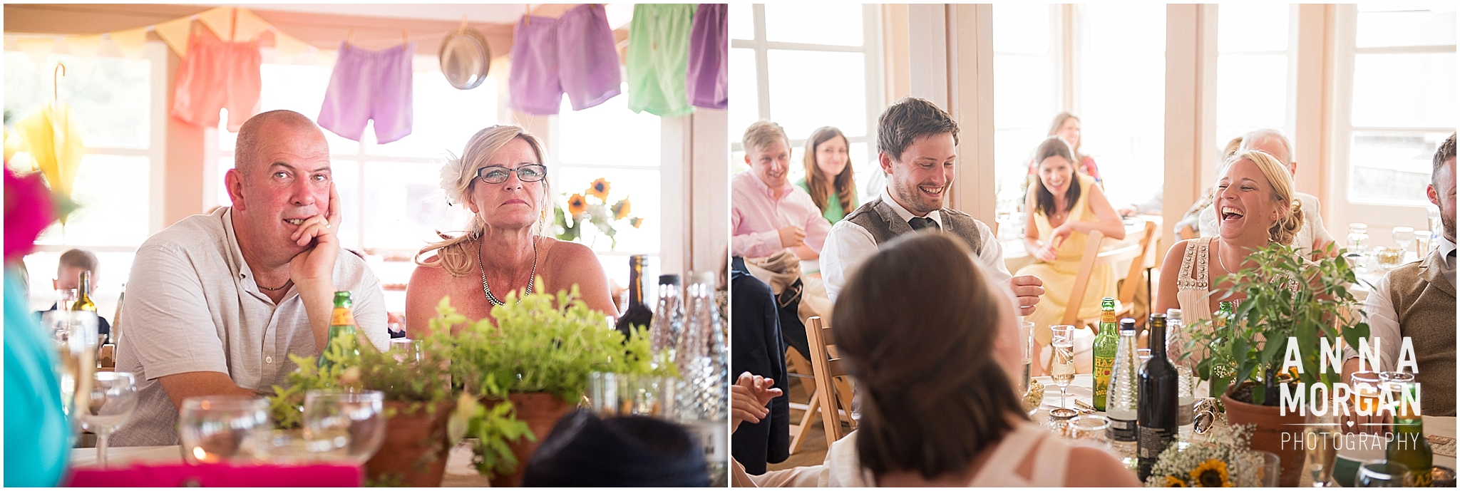 Katie & Hugh Branksome Chine beach wedding Dorset-105