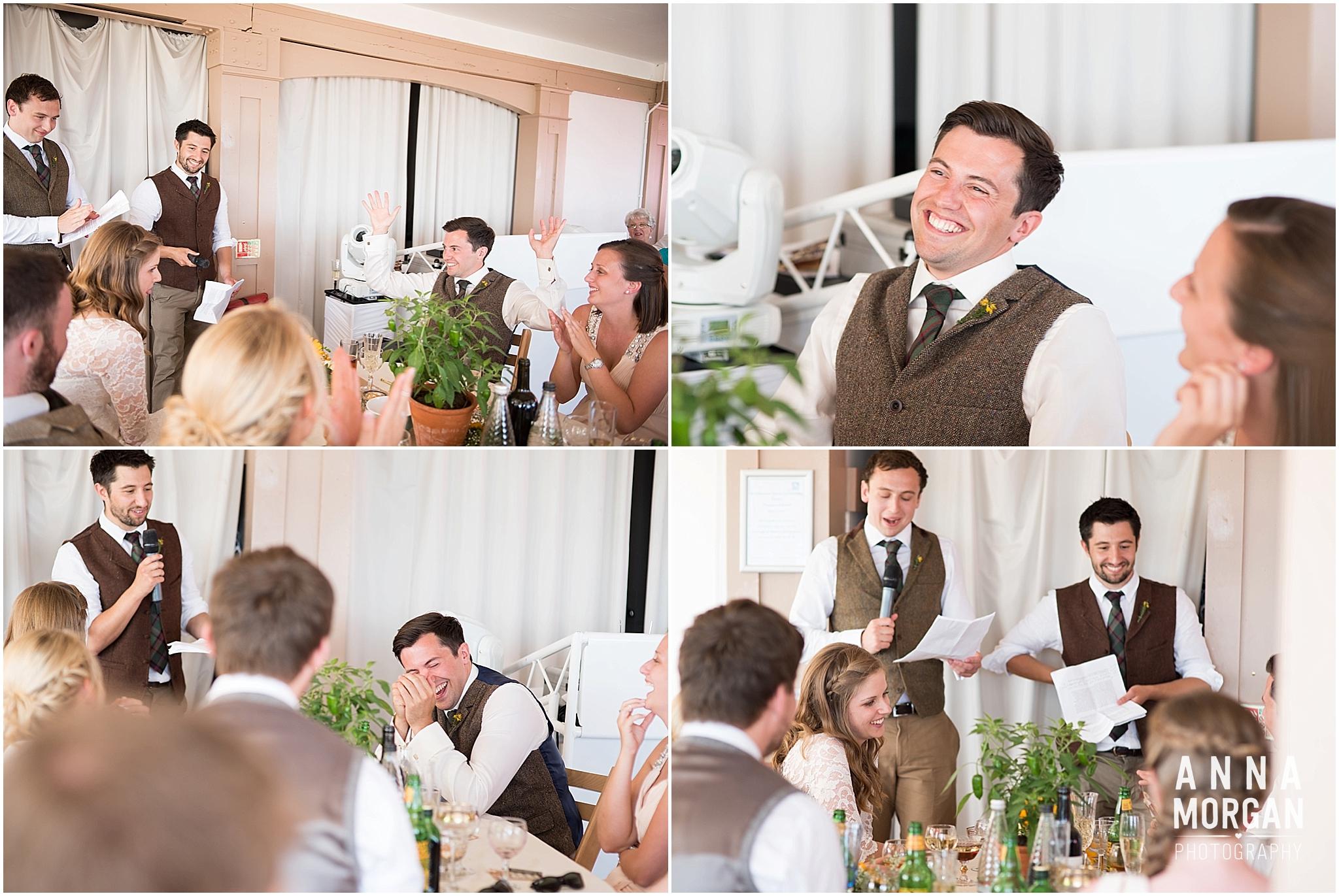 Katie & Hugh Branksome Chine beach wedding Dorset-110