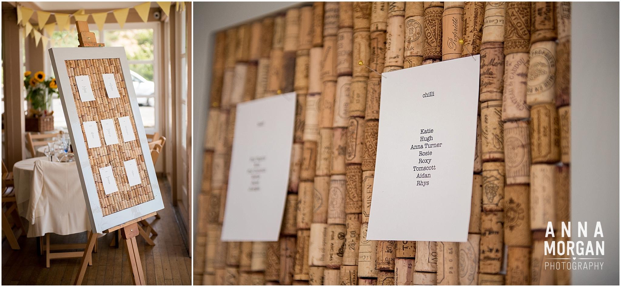 Katie & Hugh Branksome Chine beach wedding Dorset-268