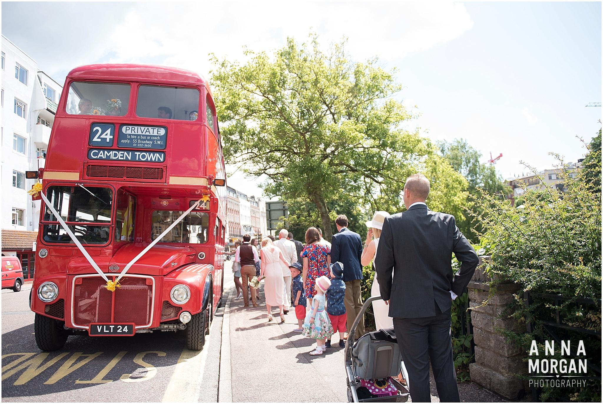 Katie & Hugh Branksome Chine beach wedding Dorset-36