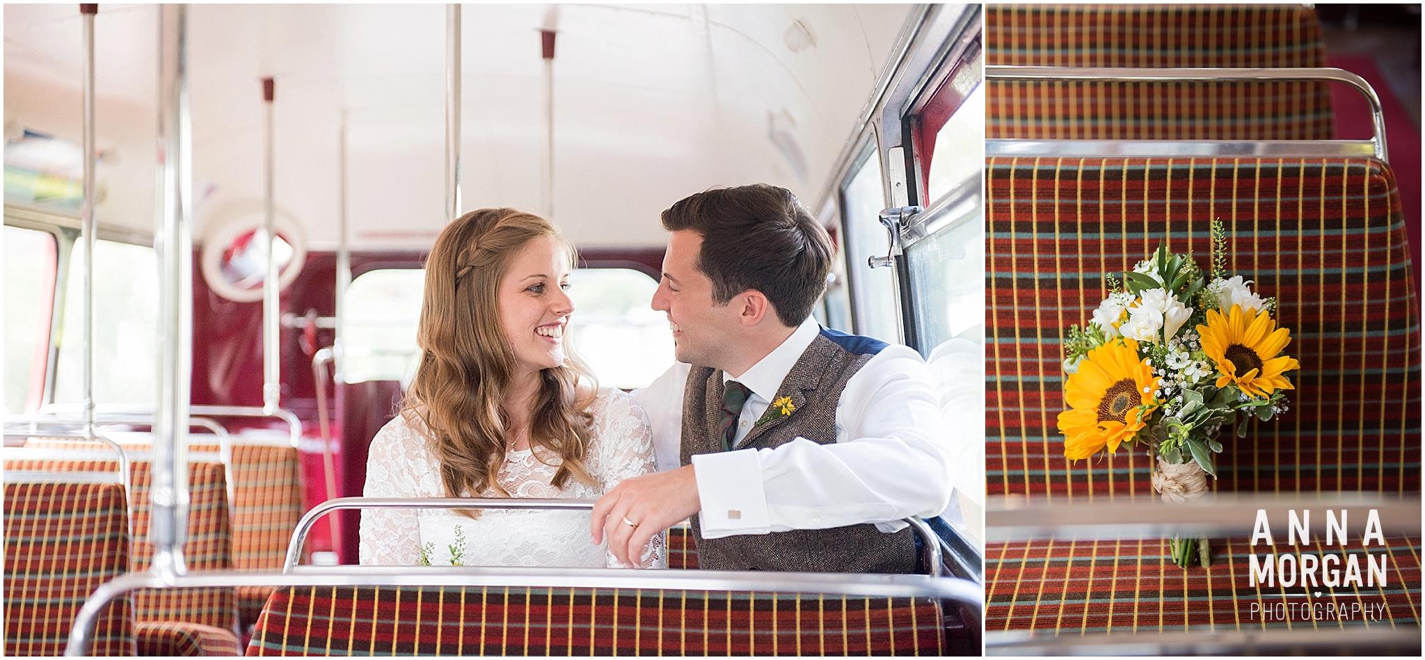 Katie & Hugh Branksome Chine beach wedding Dorset-40