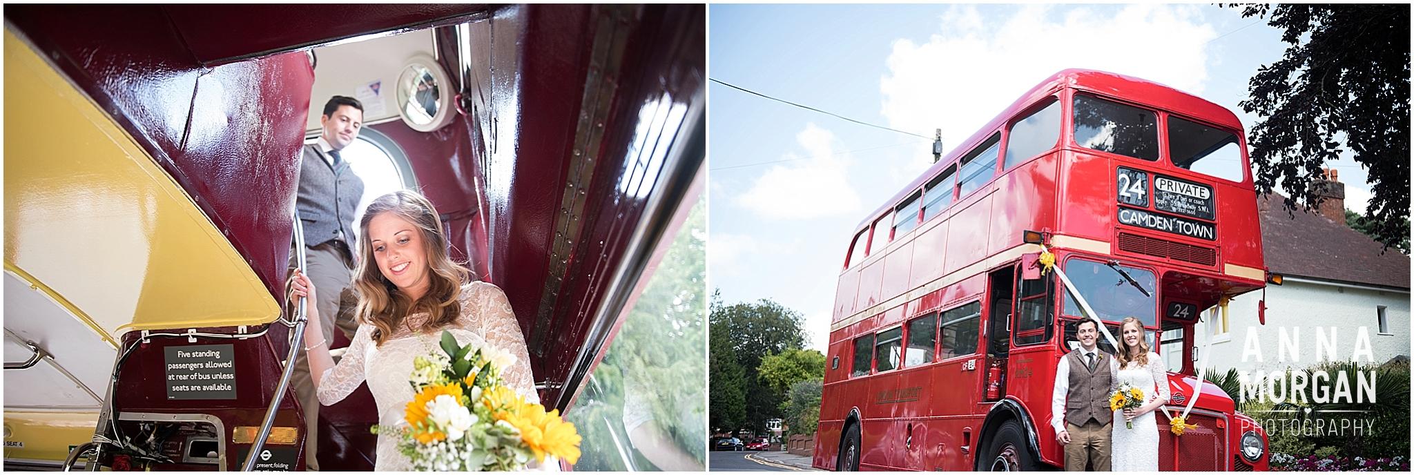Katie & Hugh Branksome Chine beach wedding Dorset-42