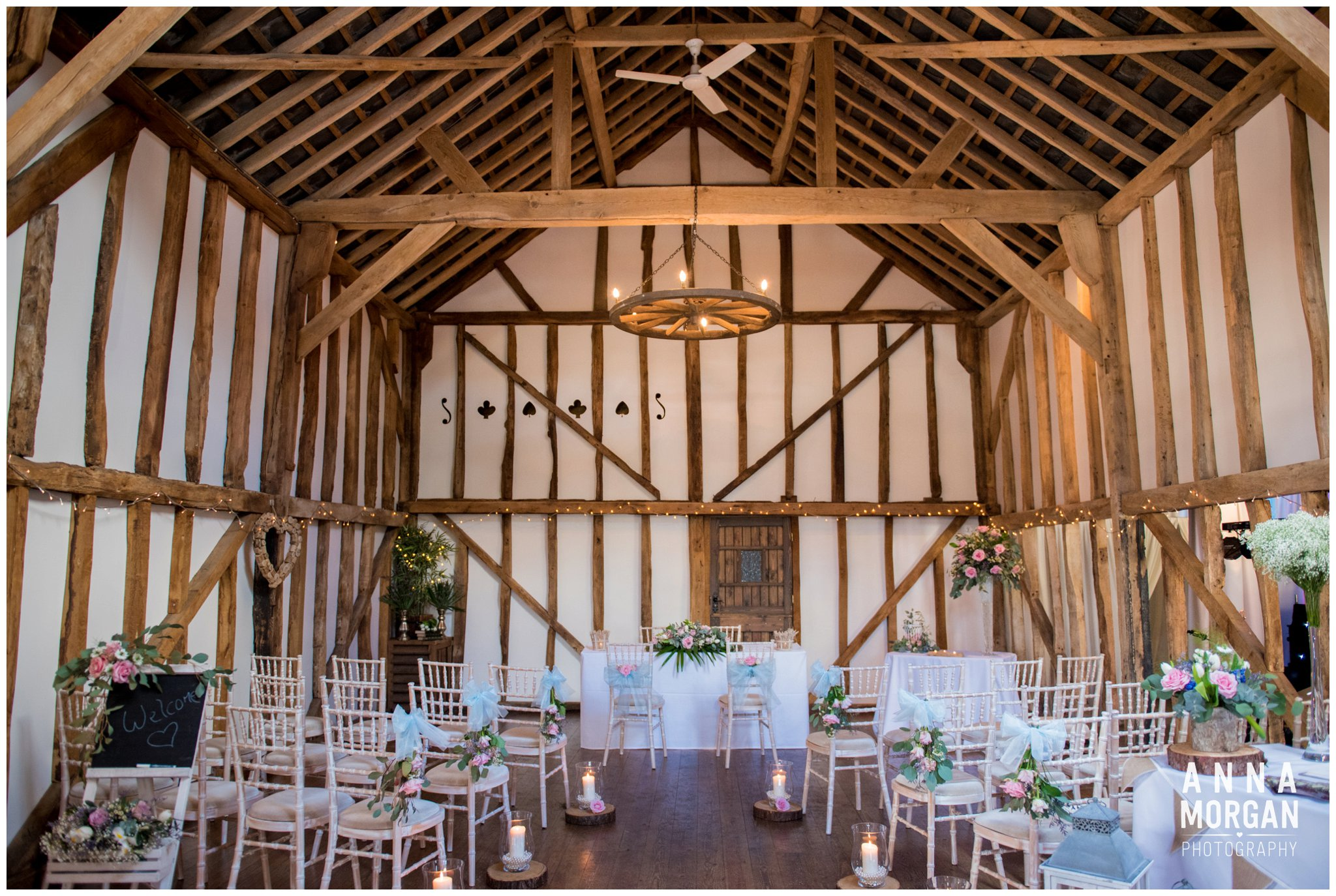 Pitt Hall Barn 2016 Spring Open Day Hampshire Wedding Venue